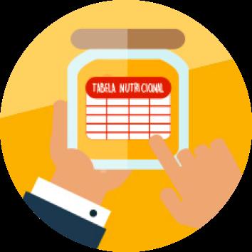 Tabelas nutricionais e rótulos alimentares - Escola Missão Continente